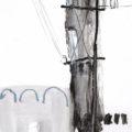 b/w drawing