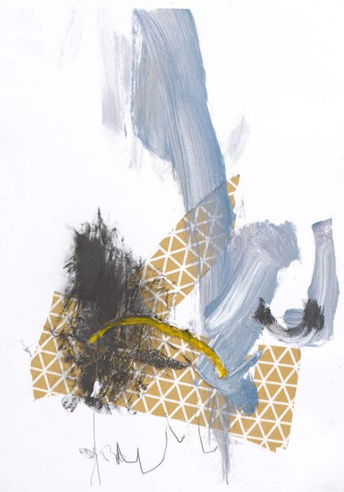 abstract mark makiong